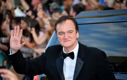 Award season updates, Tarantino's book project, and more: Here's what you missed in the news this week