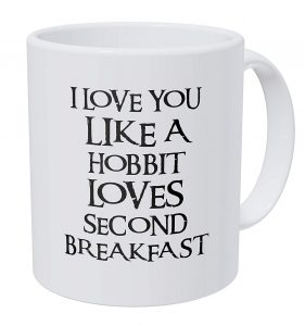 Lord of the Rings Coffee Mug