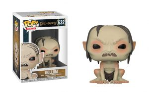 Funko Pop Gollum Doll