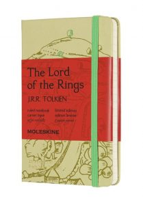 Lord of the Rings Moleskine