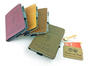 J.R.R. Tolkien Themed Wallets