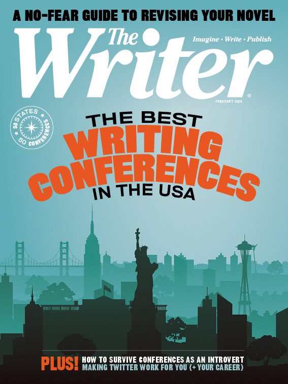 February 2020 issue of The Writer