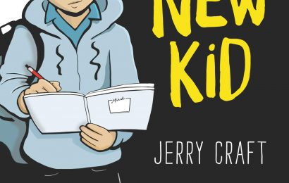 """New Kid"" by Jerry Craft just became the first graphic novel to win a Newbery Medal"