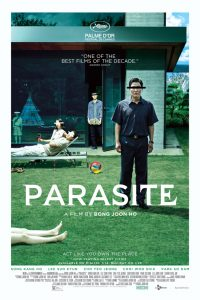 Parasite is nominated for original screenplays at the 2020 Writers Guild Awards