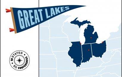 Here are the best writing conferences in the Great Lakes region, according to our readers