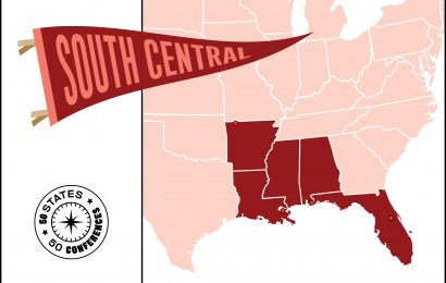 Here are the best writing conferences in the South Central U.S., according to our readers
