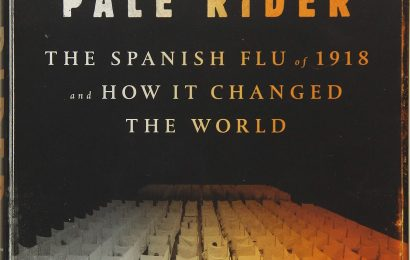 5 books about pandemics to see you through quarantine