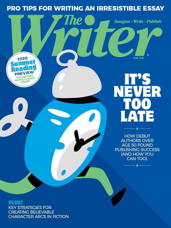 June 2020 issue of The Writer magazine