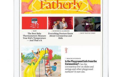 Literary Spotlight: Fatherly