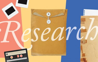 How to take your writing research to the next level