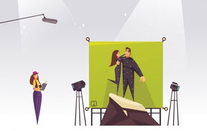 Lights! Camera! Action! Behind the scenes of playwriting and screenwriting