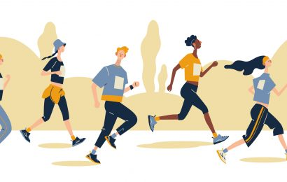 What marathon training taught me about writing a novel