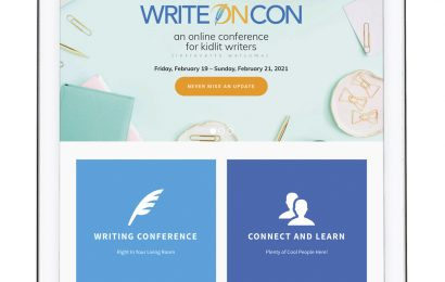 Conference Insider: WriteOnCon
