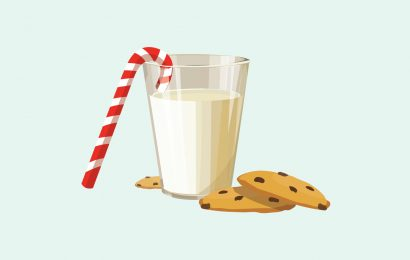 Food-themed writing prompts for the holidays