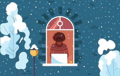 How writers can cope with a long, dark winter spent indoors