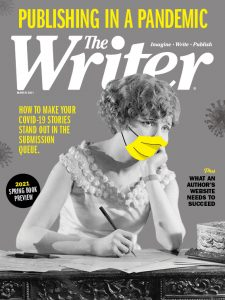 March 2021 issue of The Writer magazine