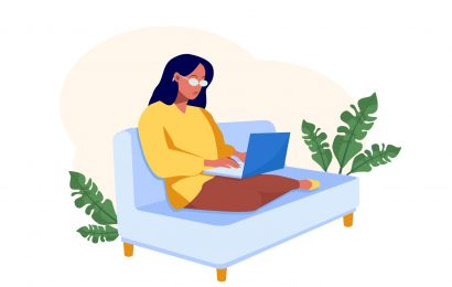 Spring 2021 virtual events for writers