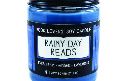The best writerly products for rainy days
