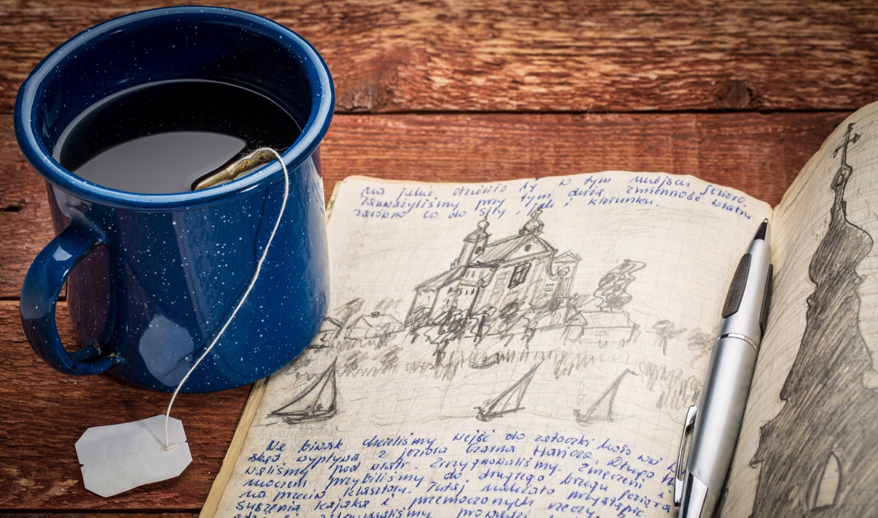 Writing to heal: Journaling for writers
