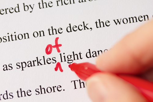 The top 10 golden rules of self-editing