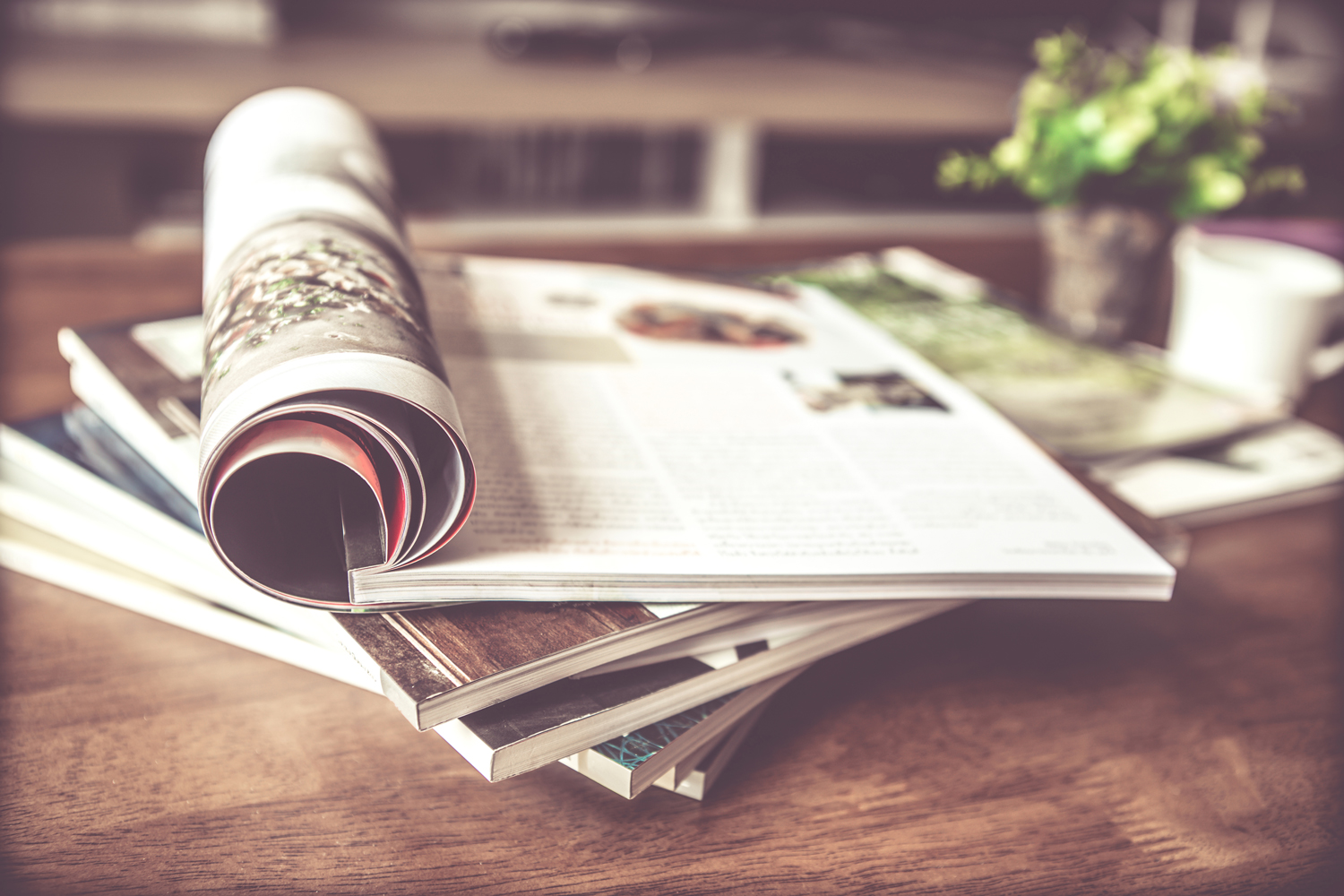 How to start writing for trade, niche, and international magazines