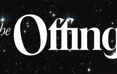 Literary Spotlight: The Offing