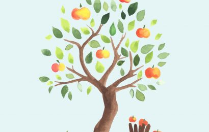 What an apple tree taught me about editing